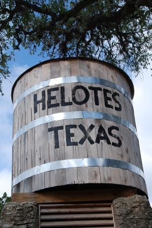 Helotes, Texas Pavement Marking Company