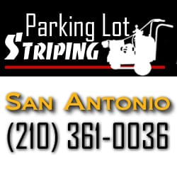 Concrete and Asphalt Parking Lot Striping